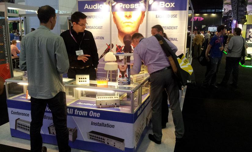 AudioPressBox - Plasa - 2012