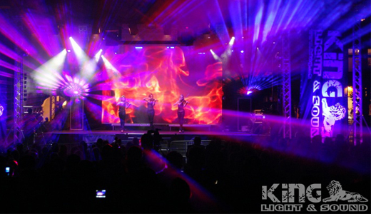 King Light & Sound