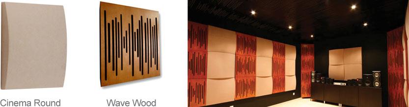 Absorpčné panely