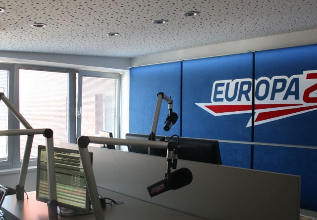 Štúdio rádia Európa2