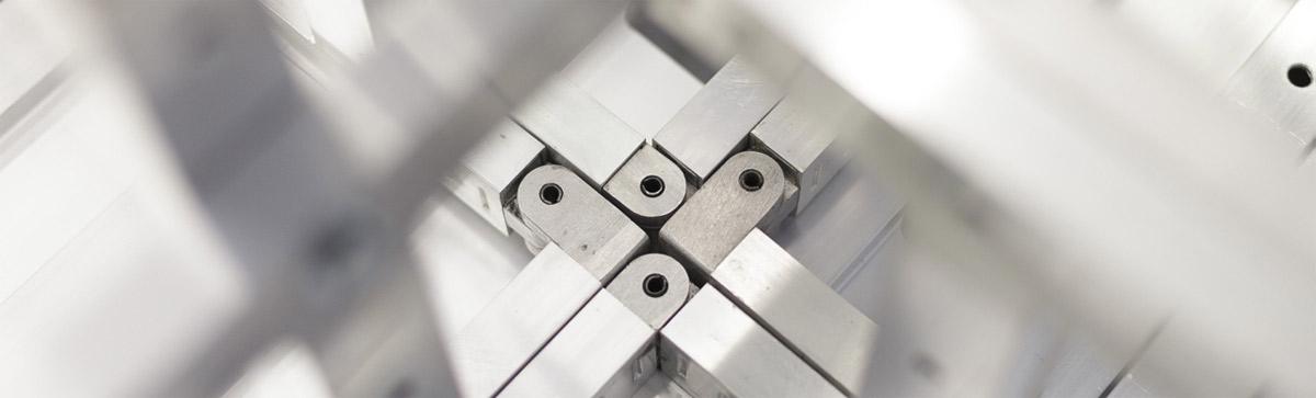 MediaTech VENTUM-S modulárny hliníkový systém