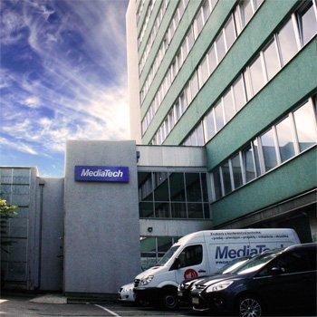 MediaTech sídlo spoločnosti