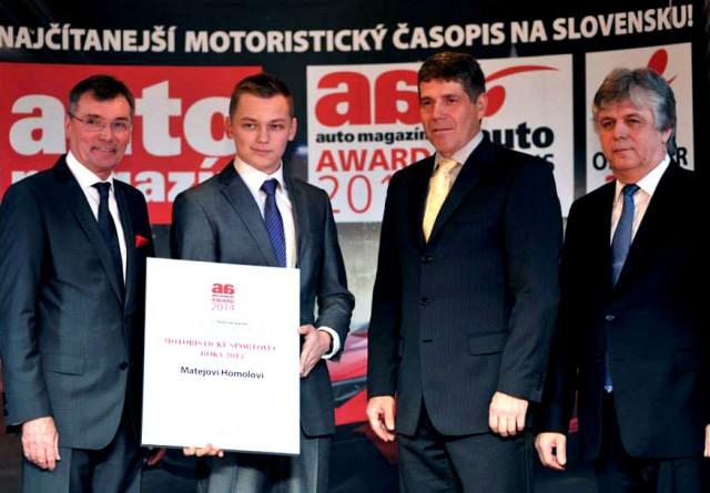 Auto Magazín Award 2014 02