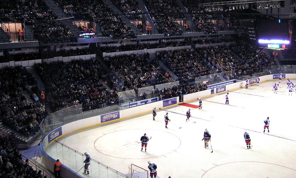 Steel Aréna Košice - MediaTech