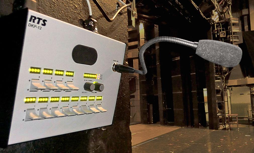 Rekonštrukcia komunikačného systému divadla Nová scéna