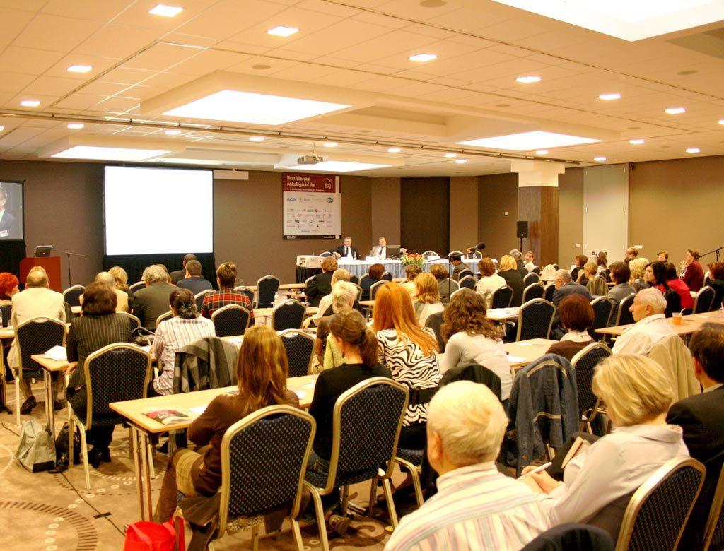 Ozvučenie podujatí a konferencií
