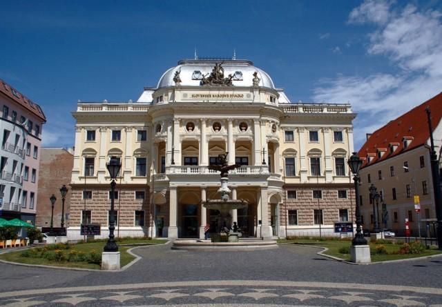 Slovenské národné divadlo Bratislava