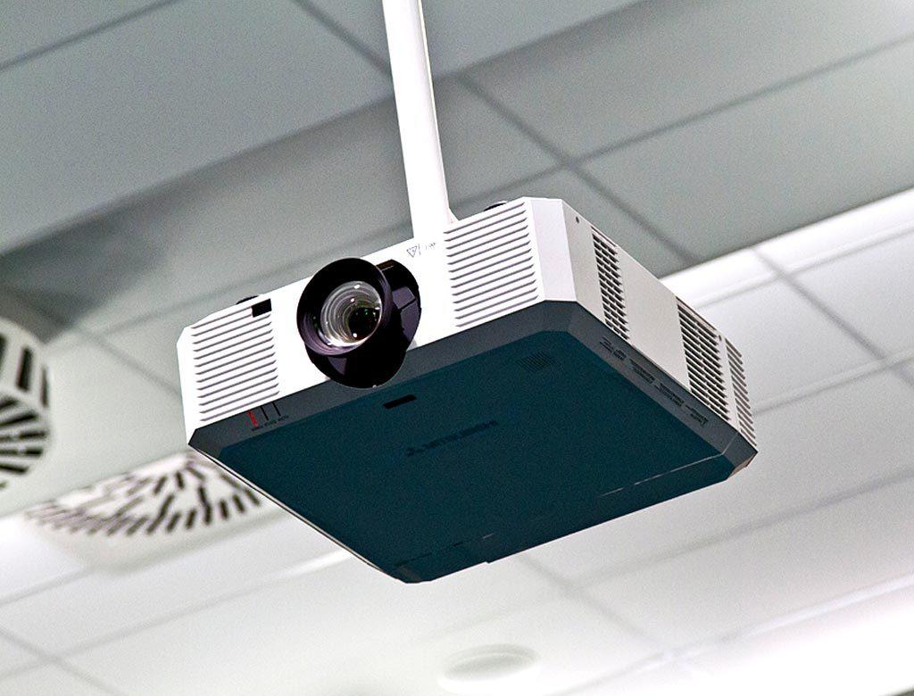 video projekčné systémy