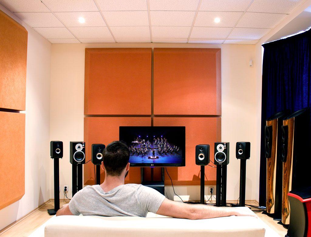 Posluchová miestnosť