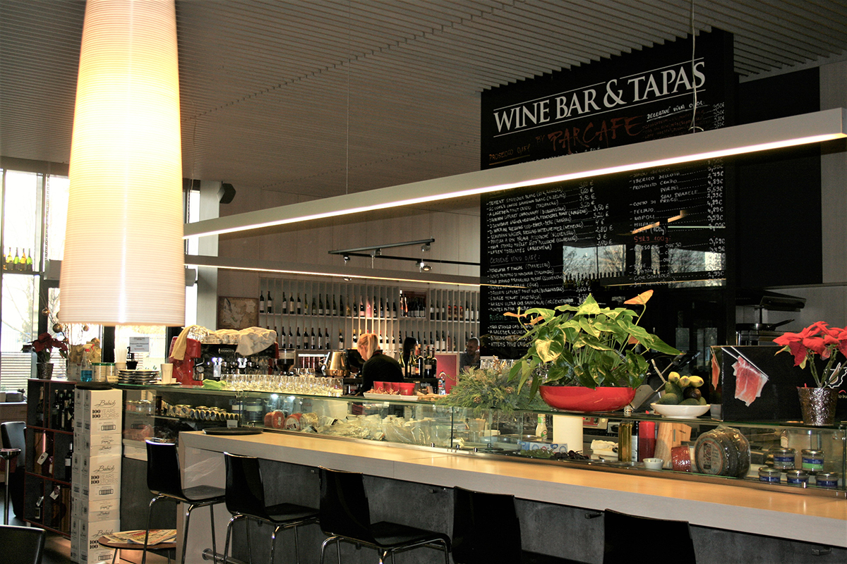 ozvučenie wine bar & tapas