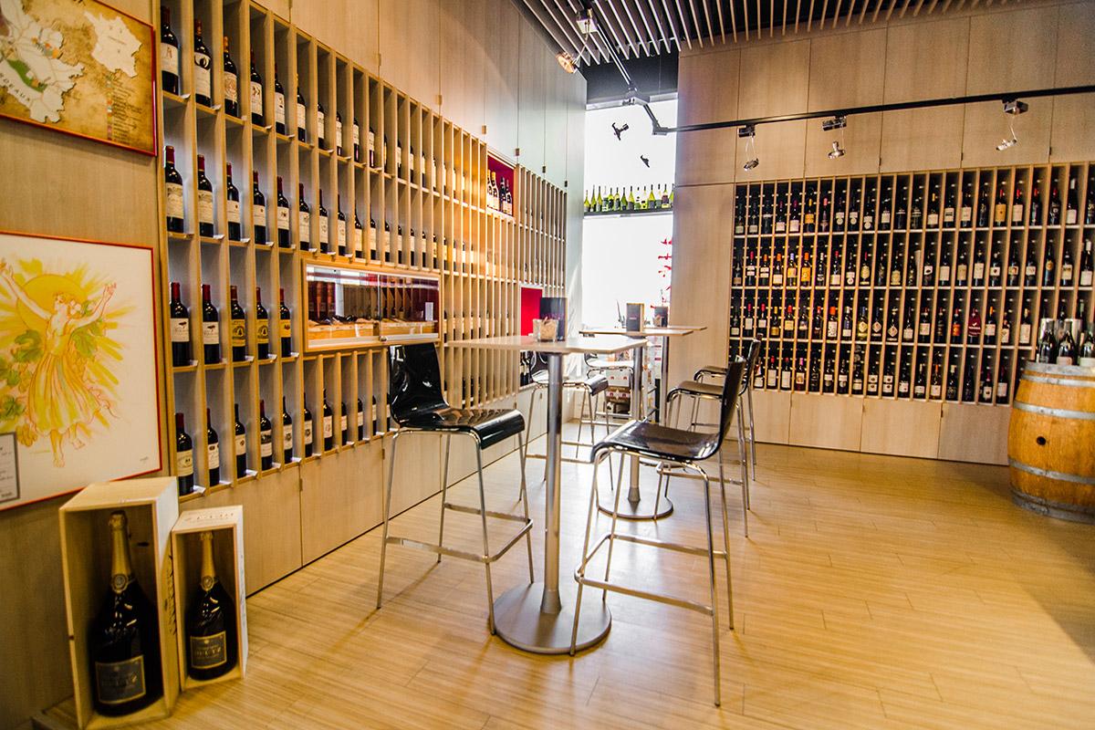 riešenie ozvučenia wine tapas