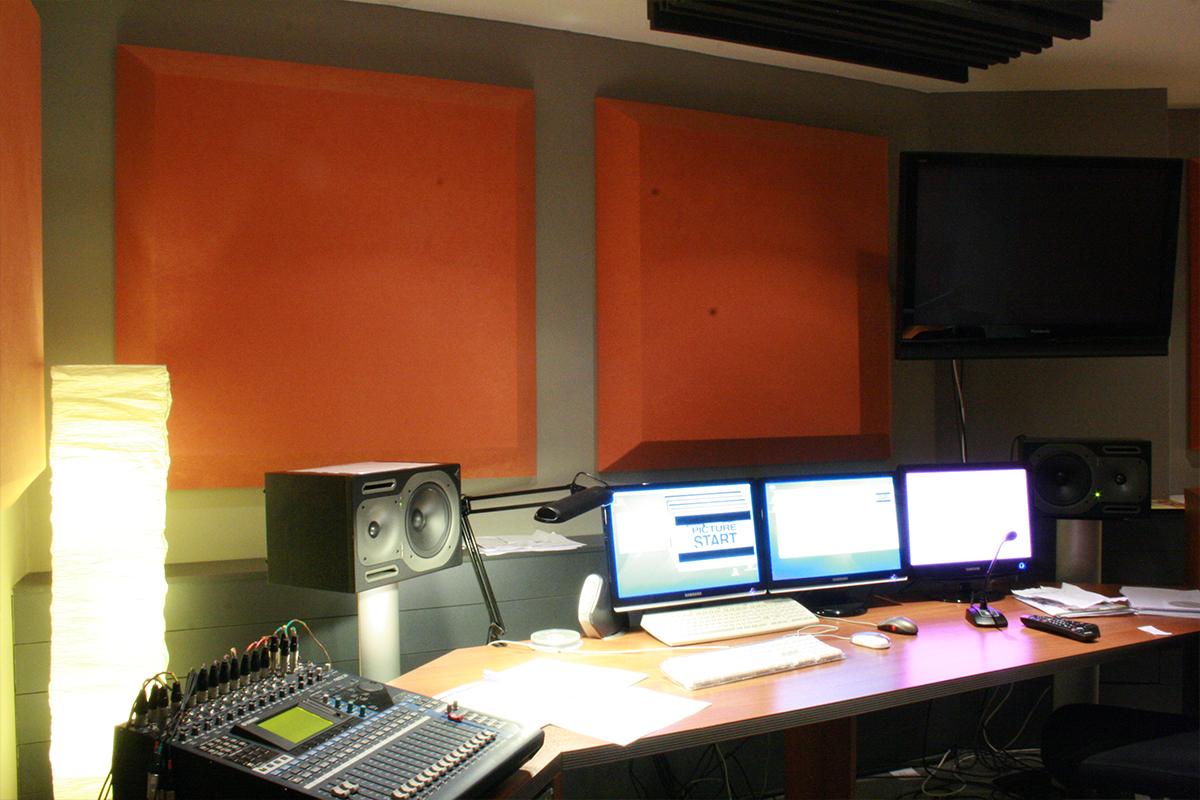 Creative Music House nahrávacie štúdio