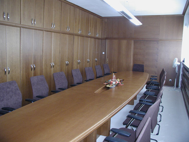 slovenská zdravotnícka univerzita meeting room