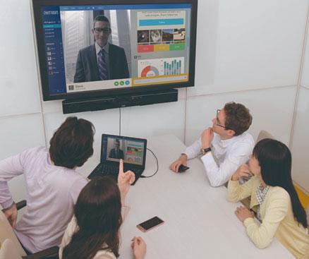 Výhody videokonferencie