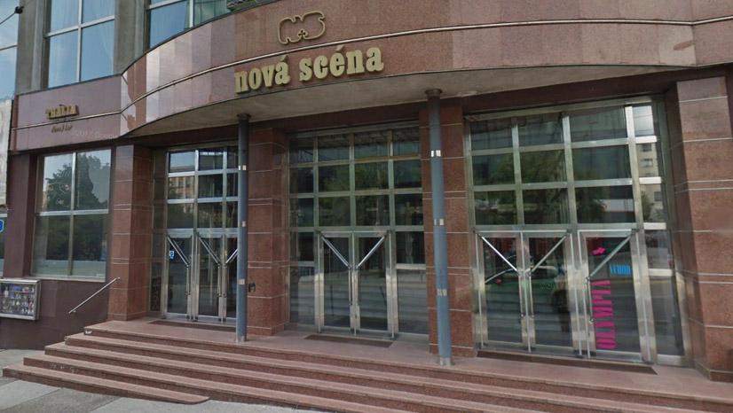 Nová Scéna Intercom