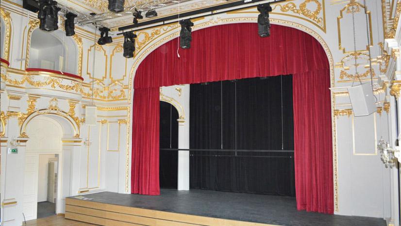 Štátne divadlo Košice Intercom
