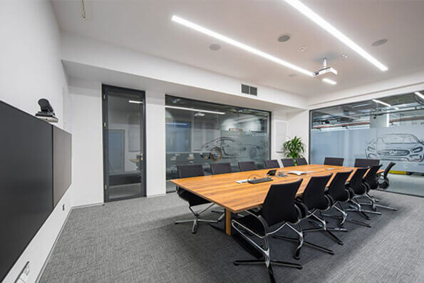solutions for meeting rooms