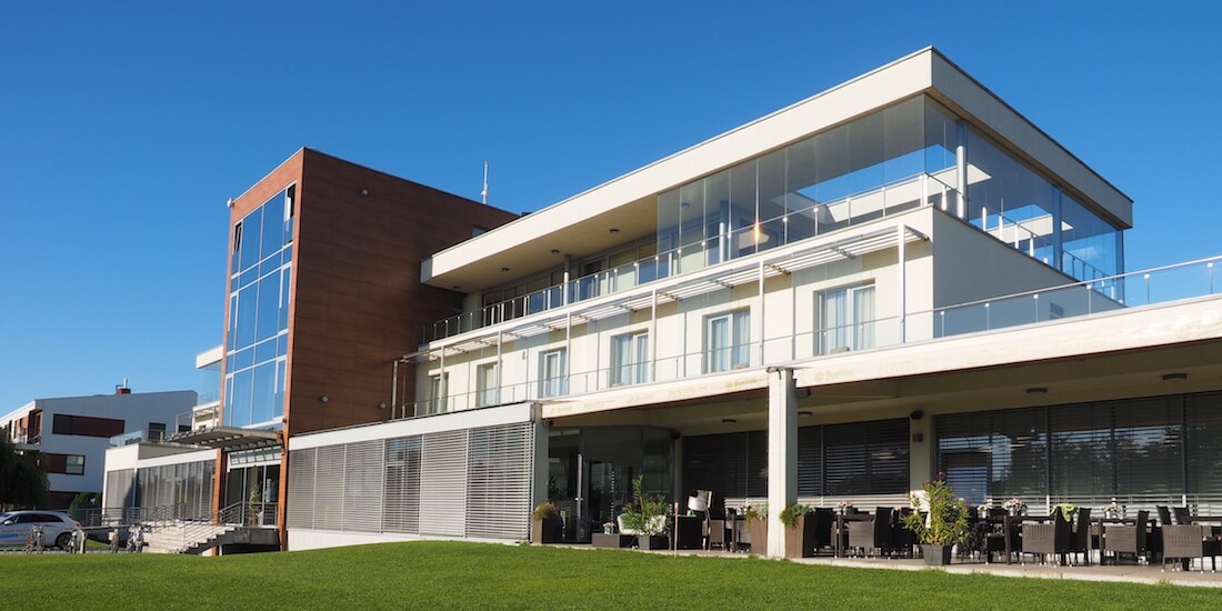 Ozvucenie a akustika MediaTech - PONTEO Hotel