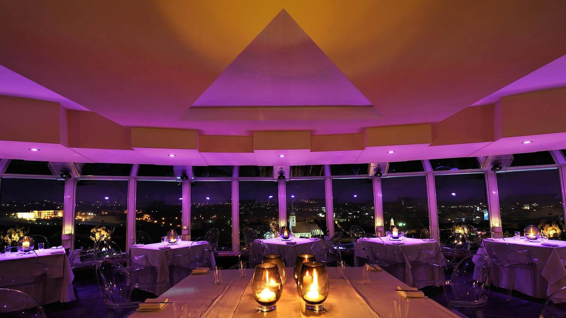 Ozvucenie UFO restaurant - MediaTech