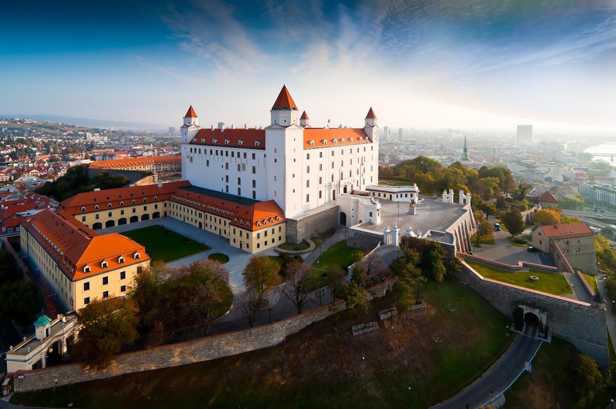 Ozvucenie - Bratislavksy hrad - Mediatech