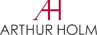 Arthur Holm logo