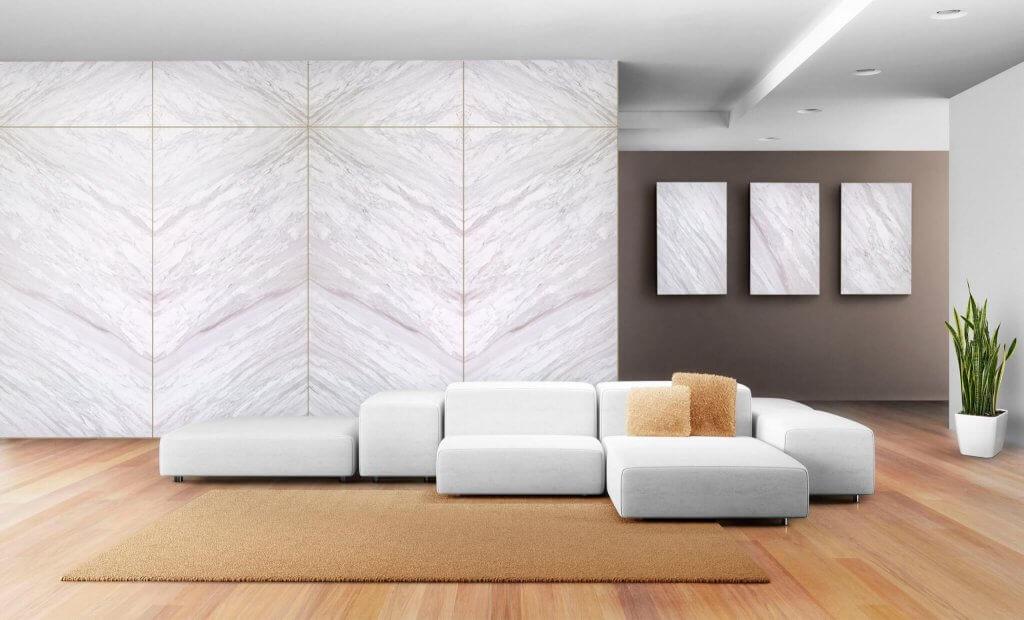 akustické panely - prírodný kameň