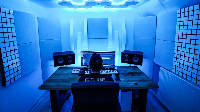 akustika nahrávacích štúdií