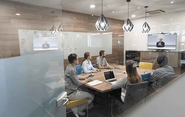 videokonferenčné riešenie pre zasadačky
