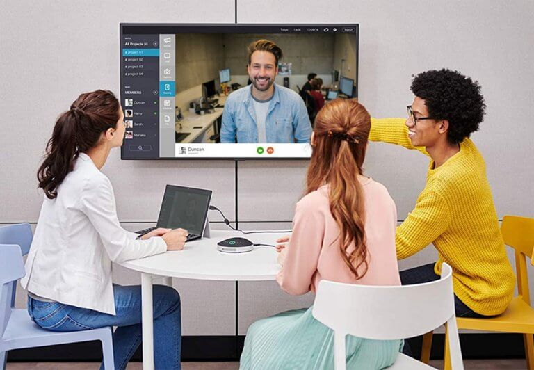 yvc-200 videokonferencia