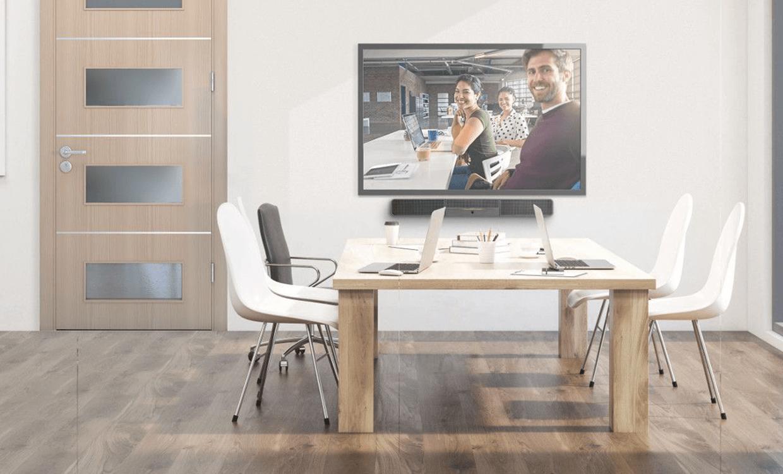 Crestron videokonferencia