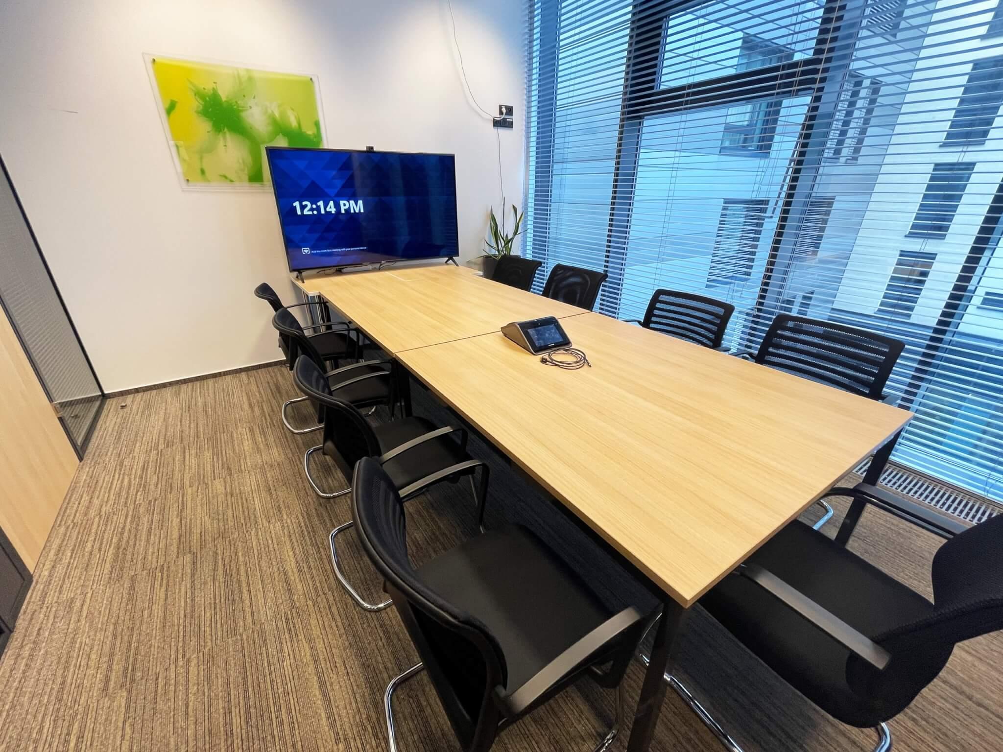 MediaTech-AV-meeting-room