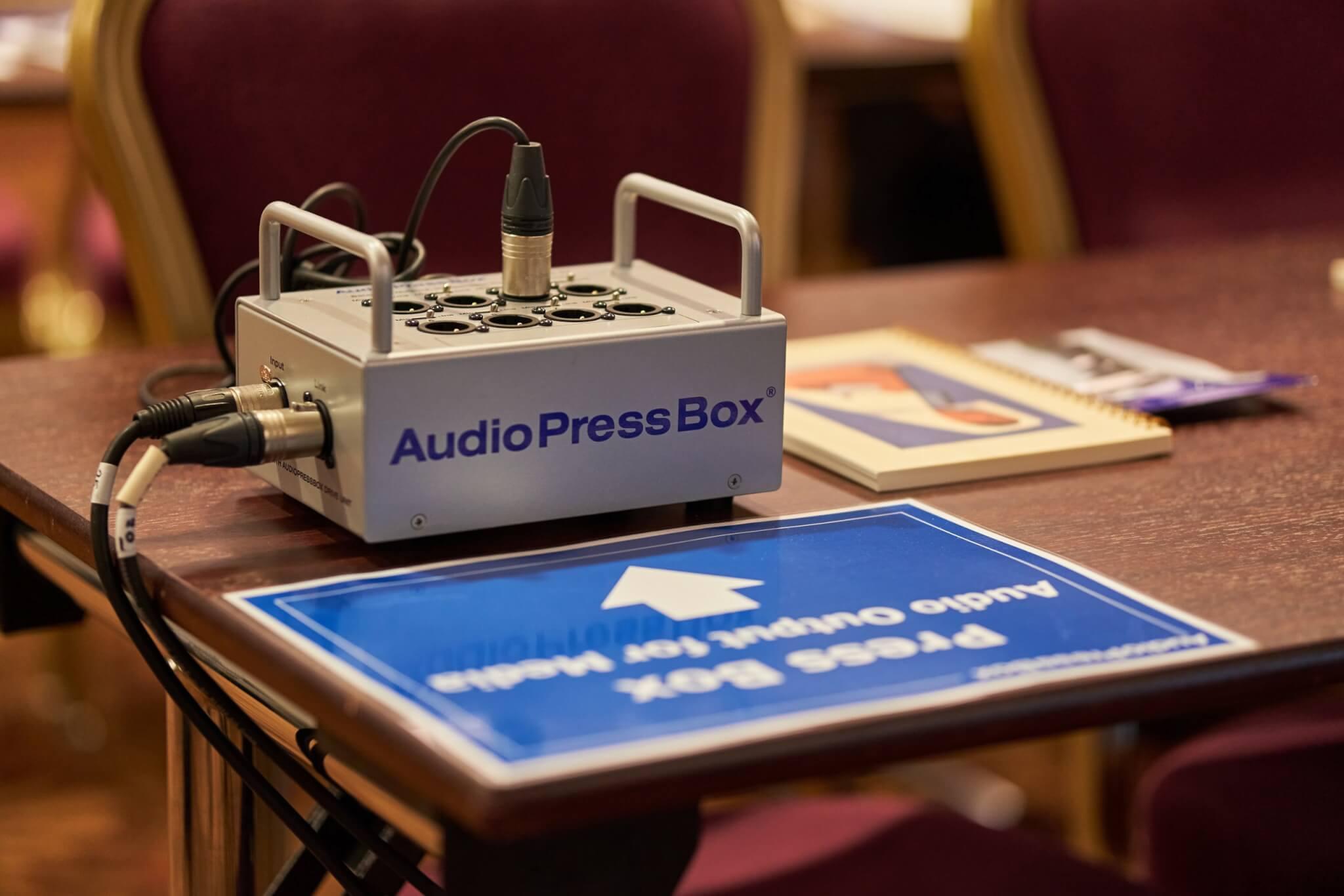 AudioPressBox-press-conference